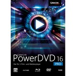 CyberLink PowerDVD 16 Pro Vollversion ESD   1 PC  ( Online Download )