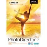 CyberLink PhotoDirector 7 Ultra Vollversion ESD   1 Benutzer | 1 PC oder Mac  ( Online Downl