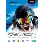 CyberLink PowerDirector 14 Ultra Vollversion ESD  1 PC