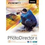 CyberLink PhotoDirector 8 Ultra Vollversion ESD   1 Benutzer | 1 PC oder Mac  ( Online Downl