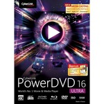 CyberLink PowerDVD 16 Ultra Vollversion ESD   1 PC  ( Online Download )