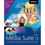 CyberLink Media Suite 13 Ultra Vollversion ESD   1 PC  ( Online Download )