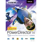 CyberLink PowerDirector 14 Ultimate Vollversion ESD   1 PC  ( Online Download )