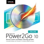 CyberLink Power2Go 10 Deluxe Vollversion ESD   1 PC  ( Online Download )