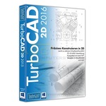 GK Planungssoftware TurboCAD 2D 2016 Vollversion MiniBox