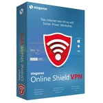 Steganos Online Shield VPN Vollversion MiniBox  5 Geräte 1 Jahr