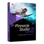 Corel Pinnacle Studio 20 Ultimate Vollversion MiniBox
